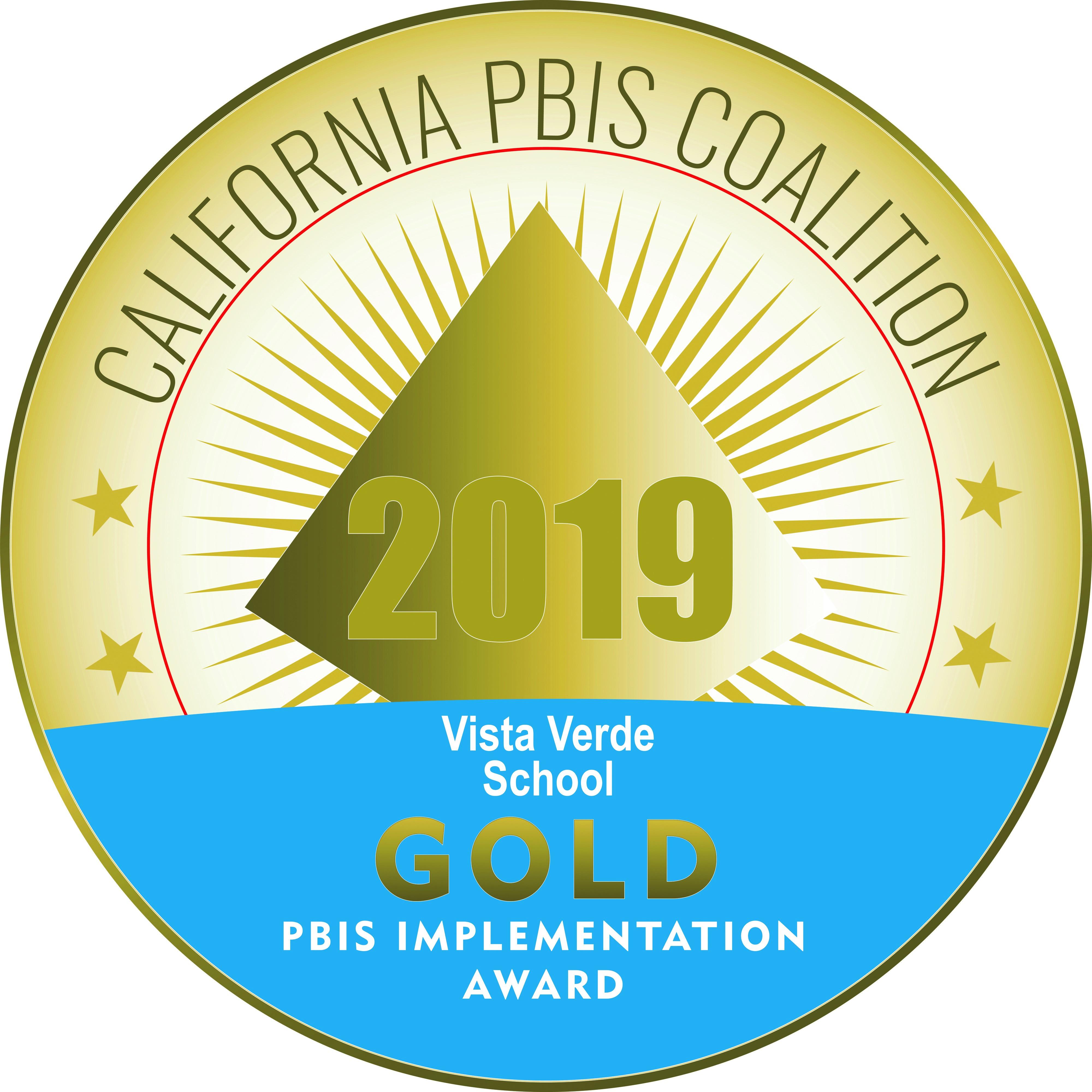 PBIS Gold Level